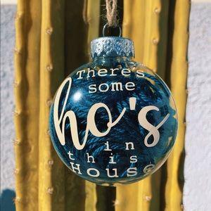 WAP Christmas Ornament
